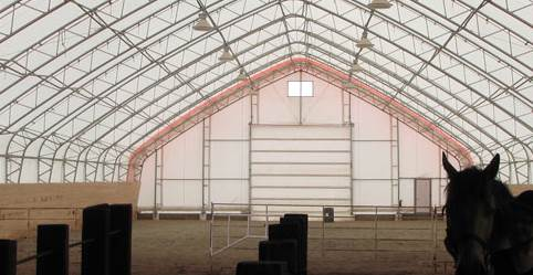 Equestrian Stable/Indoor Arena