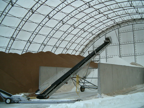 Sand and Salt storage