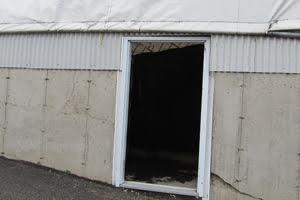 Man Door Frame